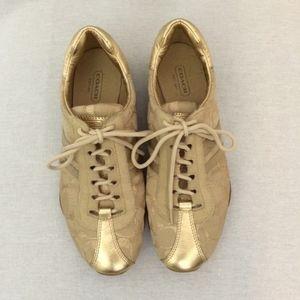 "👑COACH ""Katelyn"" Sneakers Size 7.5"